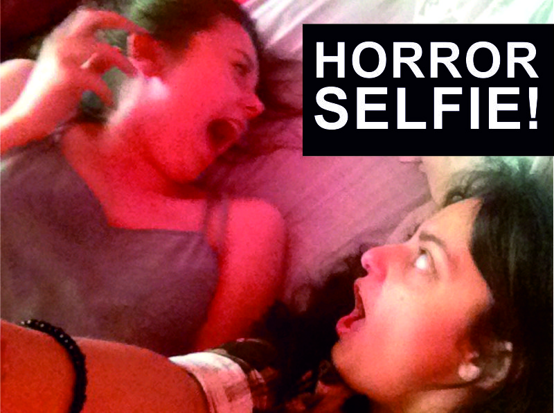 horrorselfie